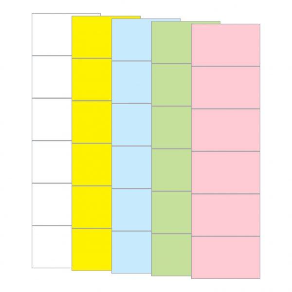 2616 2 line plain labels