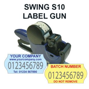 swing s10 label gun