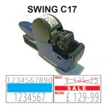 swing c17 label gun