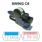 basic price gun swing c6
