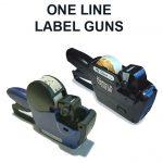 1 Line Label Gun
